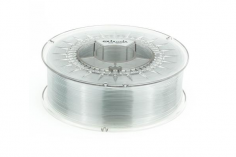 Extrudr Filament PETG (Polyethylenterephthalat glykolmodifiziert) in transparent klar Ø 1,75mm 1,1Kilo