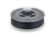 Extrudr Filament DURA PRO ASA (Acryl-Styrol-Acrylnitrit) in anthrazit Ø 1,75mm 0,75Kilo