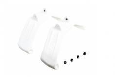 Landegestell Bügel Kunststoff weiß 2Stück für Goblin Kraken