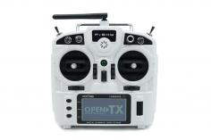 FrSky Taranis Sender X9 Lite in weiß mit 4GB SD-Karte