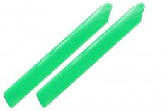 Rakonheli Hauptrotorblätter in grün 155mm für den Blade 150 S, 180 CFX