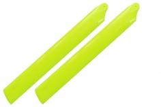 Rakonheli Hauptrotorblätter in gelb 155mm für den Blade 150 S, 180 CFX