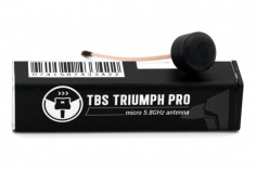 TBS Triumph Pro FPV Antenne 5,8GHz mit geradem MMCX Anschluss