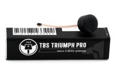TBS Triumph Pro FPV Antenne 5,8GHz mit gewinkeltem MMCX Anschluss