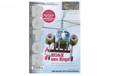 Rotor Fachmagazin für Modellhubschrauber Ausgabe 7 Juli 2019