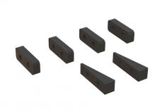 OXY Ersatzteil 4mm Servo Abstandhalter Set für OXY5