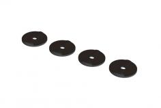 OXY Ersatzteil Hauptrotorblatt Beilagscheiben in silber für OXY5