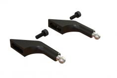 OXY Ersatzteil Hauptrotorblatthalter Arme in schwarz für OXY5