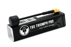 TBS Triumph Pro FPV Antenne 5,8GHz mit SMA (mit Pin) Anschluss