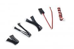 TBS Crossfire Micro V2 Empfänger Kabelsatz