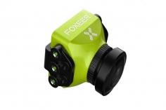 Foxeer FPV Kamera Predator V4 Mini HS1226 1,8mm IR blocked in neon gelb / fluo green