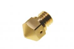 Premium Messing Nozzle MK10 / M7 1Stück 0,6mm