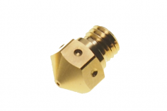 Premium Messing Nozzle MK10 / M7 1Stück 0,8mm