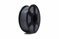 FlashForge Filament PETG (Polyethylenterephthalat glykolmodifiziert) in grau Ø1.75mm 1Kilo