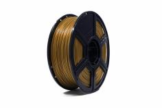 FlashForge Filament PETG (Polyethylenterephthalat glykolmodifiziert) in gold Ø1.75mm 1Kilo