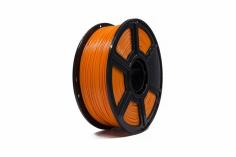 FlashForge Filament PETG (Polyethylenterephthalat glykolmodifiziert) in orange Ø1.75mm 1Kilo