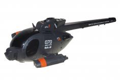 Ersatzteil Rumpf Set für FM70C Scale Helikopter im Huges MD500