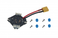 HumQuad HX100 F4 2-4S AIO brushless Flight Controller 12A