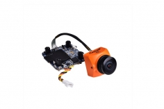 RunCam Split 3 Micro in orange M12 FOV 165°  bei 16:9 und 130° bei 4:3