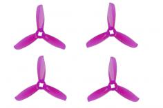 Gemfan FPV Race Propeller WINDANCER 3028 3×2,8x3 in violette transparent