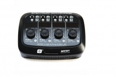 Spektrum Smart Micro 4 port AC/DC 1S LiPo Ladegerät