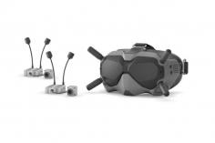 DJI FPV Experience Combo mit Googles und 2 X Kamera mit Lufteinheit