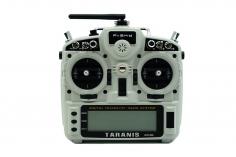 FrSky Taranis X9D plus 2019 EU/LBT Senderset Ash White mit SD-Karte, ohne Akku in Mode 2