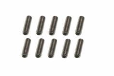 Madenschraube M2x10mm 10 Stück