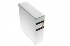 Servokabel 3x0,50mm² PVC verdrillt in der praktischen Rollenspenderbox 25 Meter