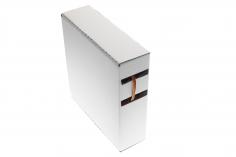Servokabel 3x0,25mm² PVC flach in der praktischen Rollenspenderbox 25 Meter