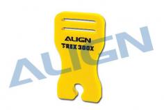 Align Rotorblattauflage für T-REX 300X