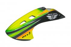OXY Kabinenhaube für OXY5 im Design 8 / Gelb/Grün/Orange