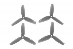 Gemfan FPV Race Propeller WINDANCER 4032 4x3,2x3 in grau transparent