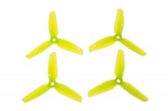 Gemfan FPV Race Propeller WINDANCER 4032 4x3,2x3 in gelb