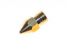 Messing Nozzle MK8 / M6 1Stück 0,2mm