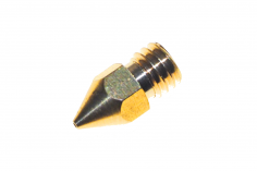 Messing Nozzle MK8 / M6 1Stück 0,4mm