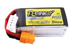 Tattu R-Line LiPo Akku 850mAh 95C 3S1P mit XT60