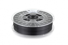 Extrudr Filament BioFusion metallische Optik in jet black Ø 1,75mm 0,8Kilo