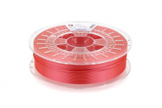 Extrudr Filament BioFusion metallische Optik in cherry red Ø 1,75mm 0,8Kilo