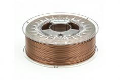 Extrudr Filament PETG (Polyethylenterephthalat glykolmodifiziert) in kupfer Ø 1,75mm 1,1Kilo