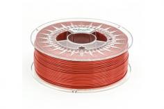 Extrudr Filament PETG (Polyethylenterephthalat glykolmodifiziert) in Höllenfeuer rot Ø 1,75mm 1,1Kilo