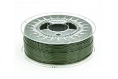 Extrudr Filament PETG (Polyethylenterephthalat glykolmodifiziert) in militärgrün Ø 1,75mm 1,1Kilo