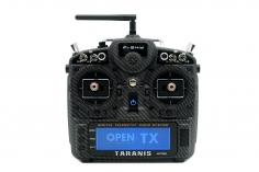 FrSky Taranis X9D plus 2019 EU/LBT Senderset Sonder Edition Carbon mit SD-Karte, ohne Akku in Mode 2