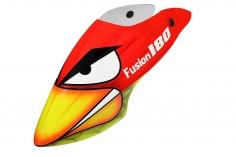 Lionheli Fiberglass Haube Angry Bird für den Blade Fusion 180