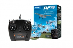 RealFlight 9 Fllugsimulator mit Spektrum Interlink Sender