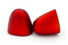 FrSky Taranis X-LITE Batteriefachdeckel für 18650 in rot
