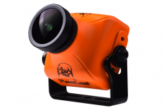 RunCam NIGHT Eagle2Pro in orange 800TVL PAL CMOS 140° mit 4:3 5-36 Volt