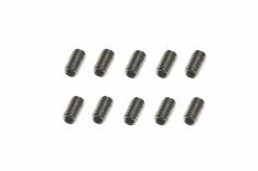 Madenschraube M2,5x6mm 10 Stück