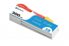 BetaFPV LiPo Akku S-Version 300mAh 3S 45C mit XT30