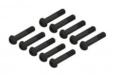 Linsenkopfschrauben mit Innensechskant M2x10 für OXY Heli 10 Stück
